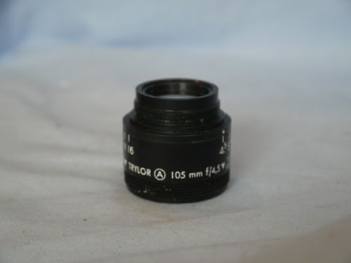 ' 105mm ' Trylor 105MM 4.5 Enlarger Lens  £14.99